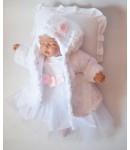 Krstna obleka AMELI