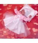 Krstna obleka Lili