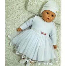 Krstna obleka S103