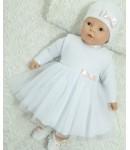 Krstna obleka S104