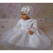 Krstna obleka Nancy