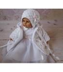Krstna obleka Nancy * velikost 86 *