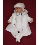 Krstni komplet Barti bel-moder