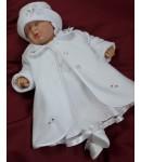 Klavdija krstna obleka 74