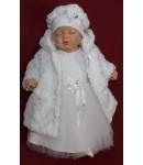 Obleka za krst Lejla, NA ZALOGI 68